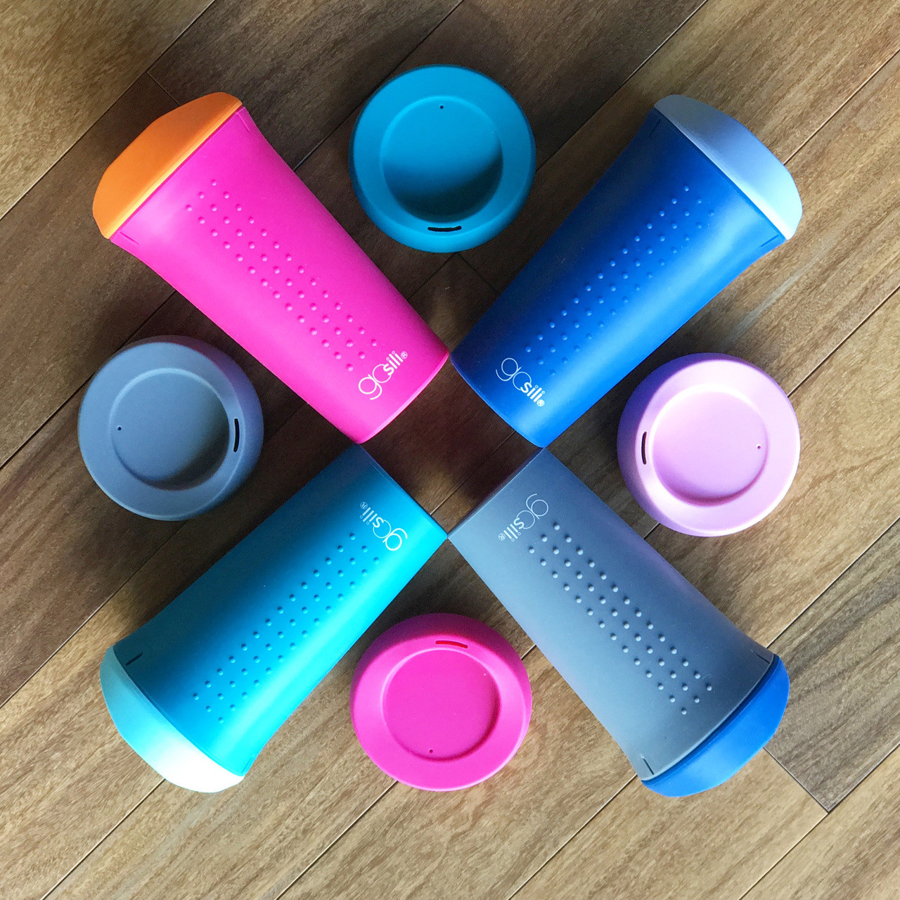 Silikids Coffee Cups