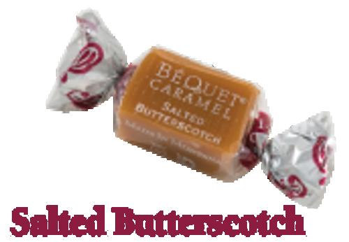 Bequet Caramels Salted Butterscotch