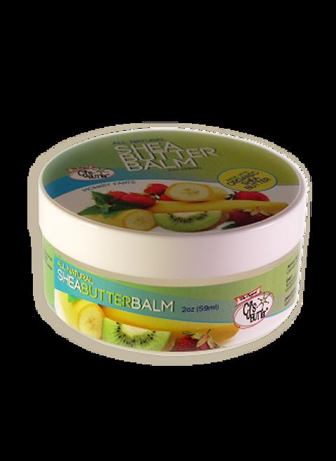 CJ's BUTTer® Shea Butter Balm 2 oz. Jar: Monkey Farts