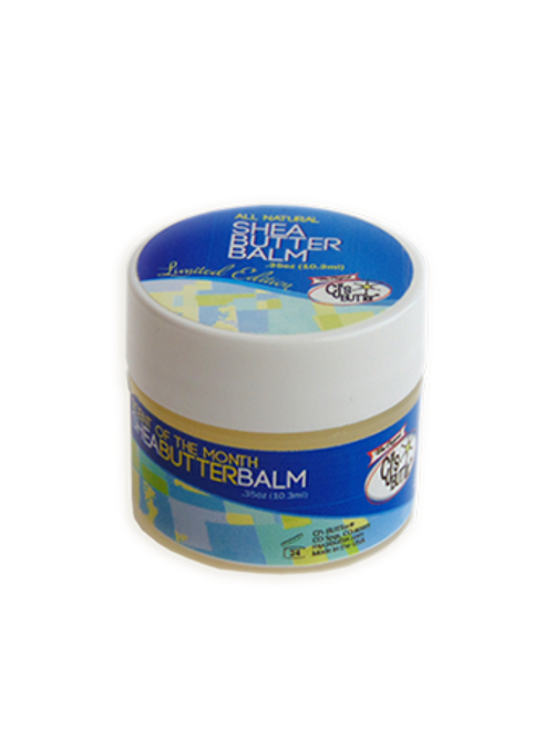 CJ's BUTTer® Shea Butter Balm .35 oz. Mini: Limited Edition Scents