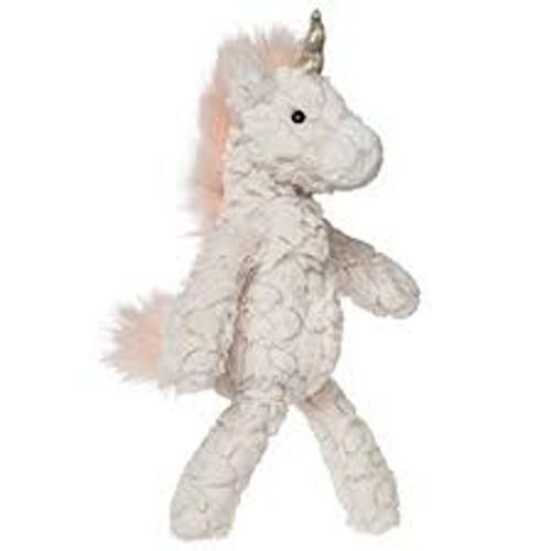 "Cream Putty Unicorn 10"" Mary Meyer"