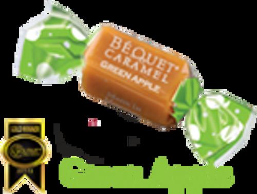 Bequet Caramels Green Apple
