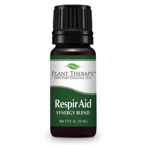 Respir Aid Synergy Essential Oil 10ml by Plant Therapy