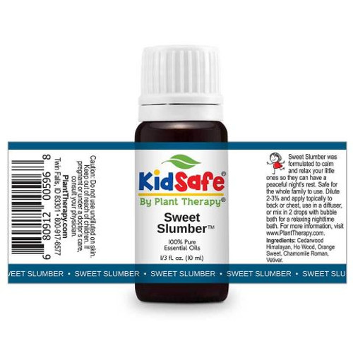 Kidsafe Sweet Slumber KidSafe Essential Oil 10 mL by Plant Therapy