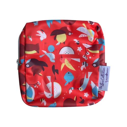 Applecheeks Sandwich Snack Bag