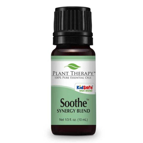 Soothe Synergy Essential Oil 10ml by Plant Therapy