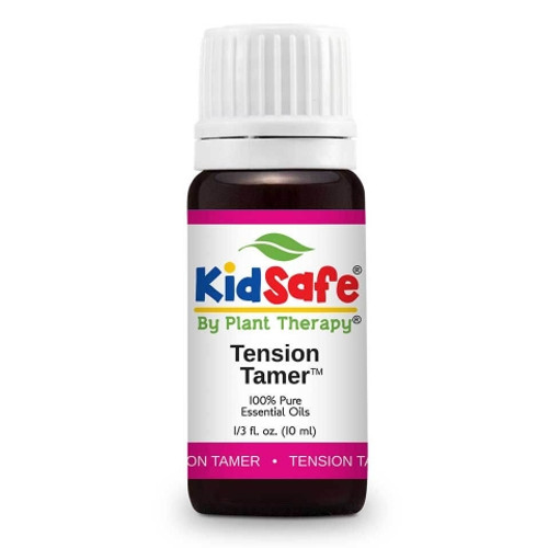 Tension Tamer KidSafe Essential Oil 10 mL by Plant Therapy