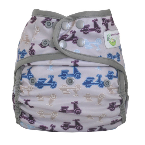 Sweet Pea One Size Diaper Covers OS