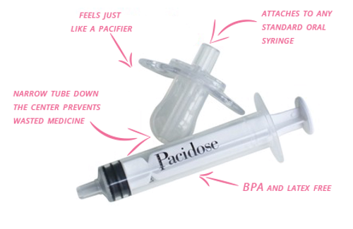 Pacidose Medicine Dispenser