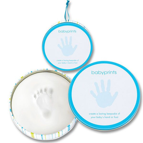 Baby print Handprint kit with Easel