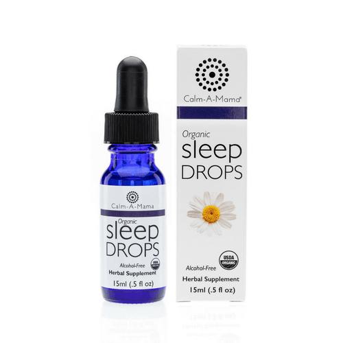 Calm A Mama Organic Drops