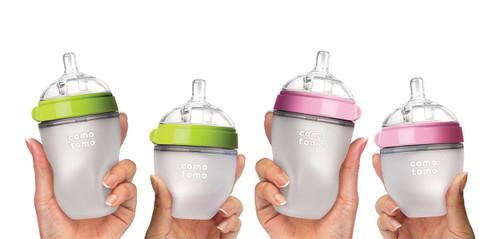 Comotomo Natural Feel Bottle 8 ounce