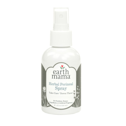 Earth Mama Organics Herbal Perineal Spray 4oz