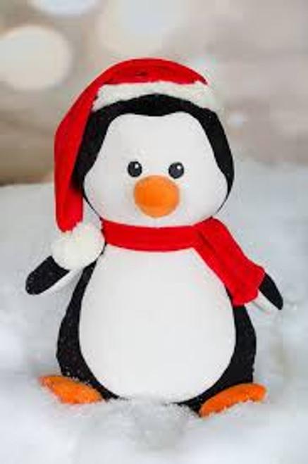 Cubbie Embroidered Penguin