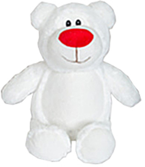 Cubbie Embroidered Polar Bear