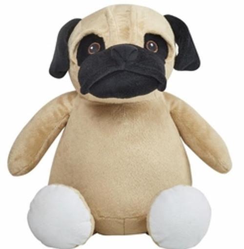 Cubbie Embroidered Pug
