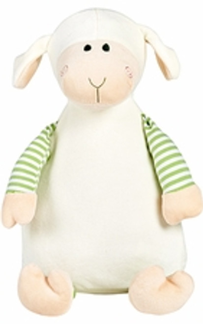 Cubbie Embroidered Striped Lamb