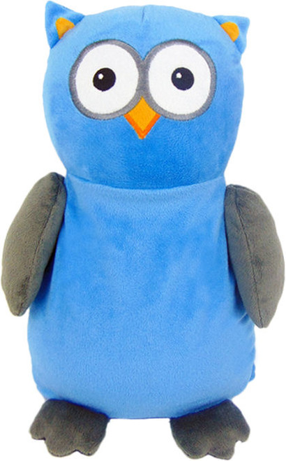 Cubbie Embroidered Blue Owl