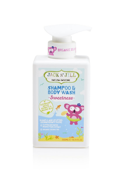 Jack n'Jill Kids Shampoo Body Wash