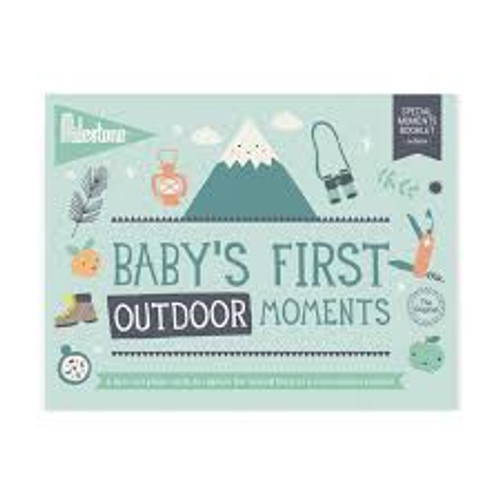 Baby's First Outdoor Moments
