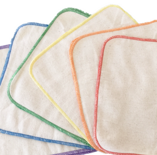 Luludew Reusable Cloth Wipes
