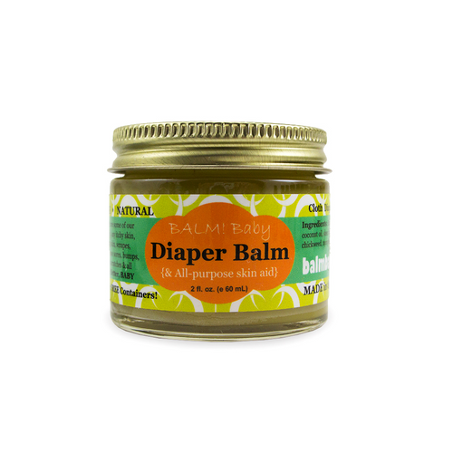 BALM! Baby - Diaper Balm and ALL purpose skin aid