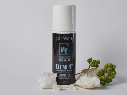 Honestly pHresh Element Roll On Deodorant 2.5 oz