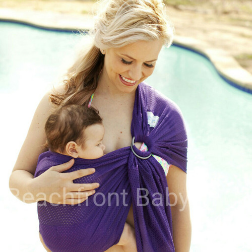Beachfront Baby Lightweight and Water Ring Sling