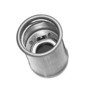 """2"""" or 51mm Stainless Universal Fuel Filler Neck (Gas Engine)"""