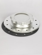 Billet Style Fuel Cell Filler Neck And Cap With Gasket.