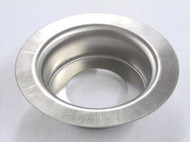 Stainless Universal Fuel Filler Neck Recess Bowl For Stock Car / Truck Bed
