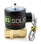 Auxiliary Diesel Fuel Tank Electric Solenoid Valve - Regulator