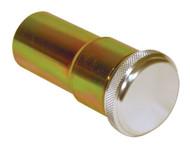 Universal Fuel Filler Neck 2 Inch - Billet Aluminum Cap