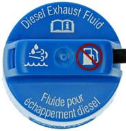 def diesel exhaust fluid urea filler neck cap AU5Z5K204A