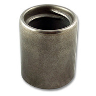"2.25"" O.D. Steel SAEj1114 Threaded Gasoline Filler Neck 2.74"" Tall"
