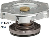 "1"" Inch Deep - 7psi - Radiator Filler Cap - Rare Applications."