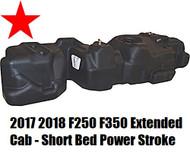 2017 2018 F250 F350 55 Gal XL Extra Capacity Diesel Fuel Tank 7020217