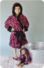 Dolly and Me Bathrobe Pattern