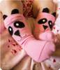 Cozy Critter Socks