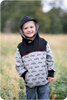 Huckleberry Hoodie sewing pattern