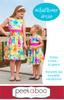 Wildflower Dress Sewing Pattern