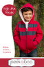 High Five Hoodie Sewing Pattern