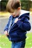Toddler Hoodie Sewing Pattern