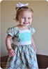 Primrose Girl's Dress Sewing Pattern