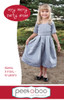 Very Merry Party Dress sewing pattern