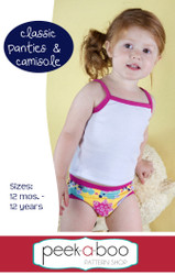 Classic Panties & Camisole
