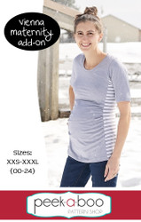 Vienna Maternity Sewing Pattern