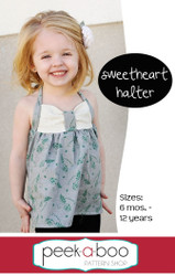 Sweetheart Halter