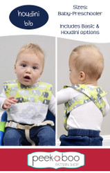 Houdini Bib Sewing Pattern