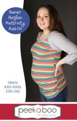 Rainier Raglan Maternity Add-On Pack